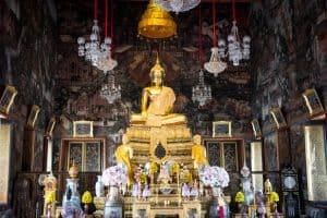 """Wat Phra Kaew, """"świątynia szmaragdowego Buddy"""""""