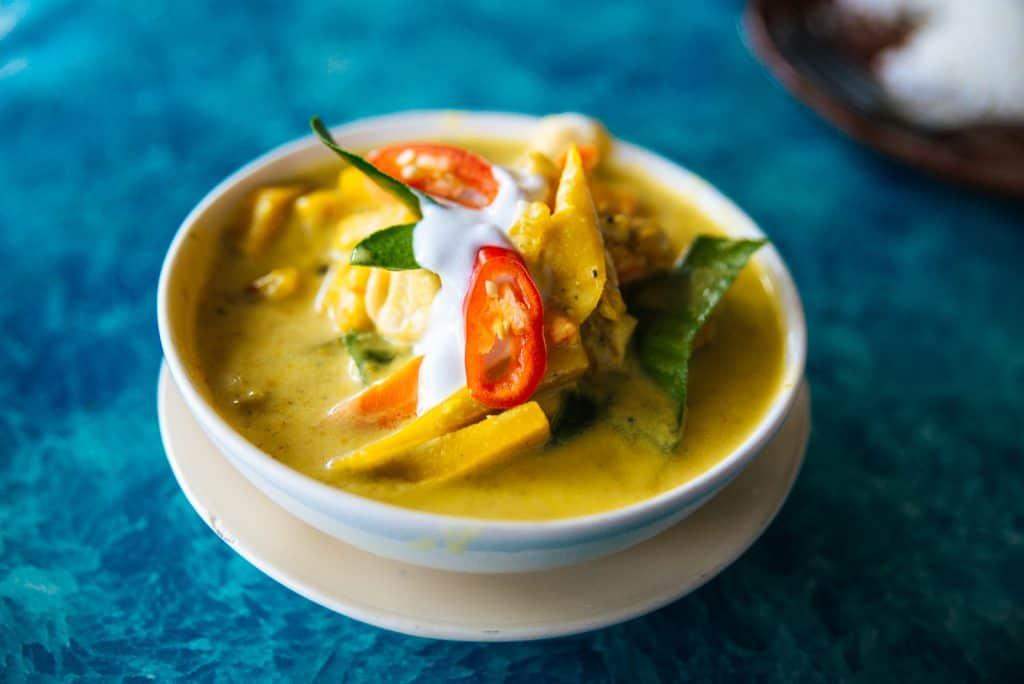 Pyszne Yellow Curry