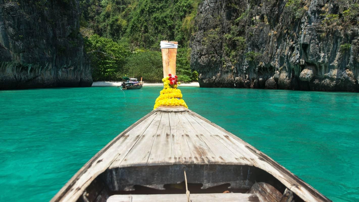Tajlandia - Miasto Aniołów i Wyspa Żółwia