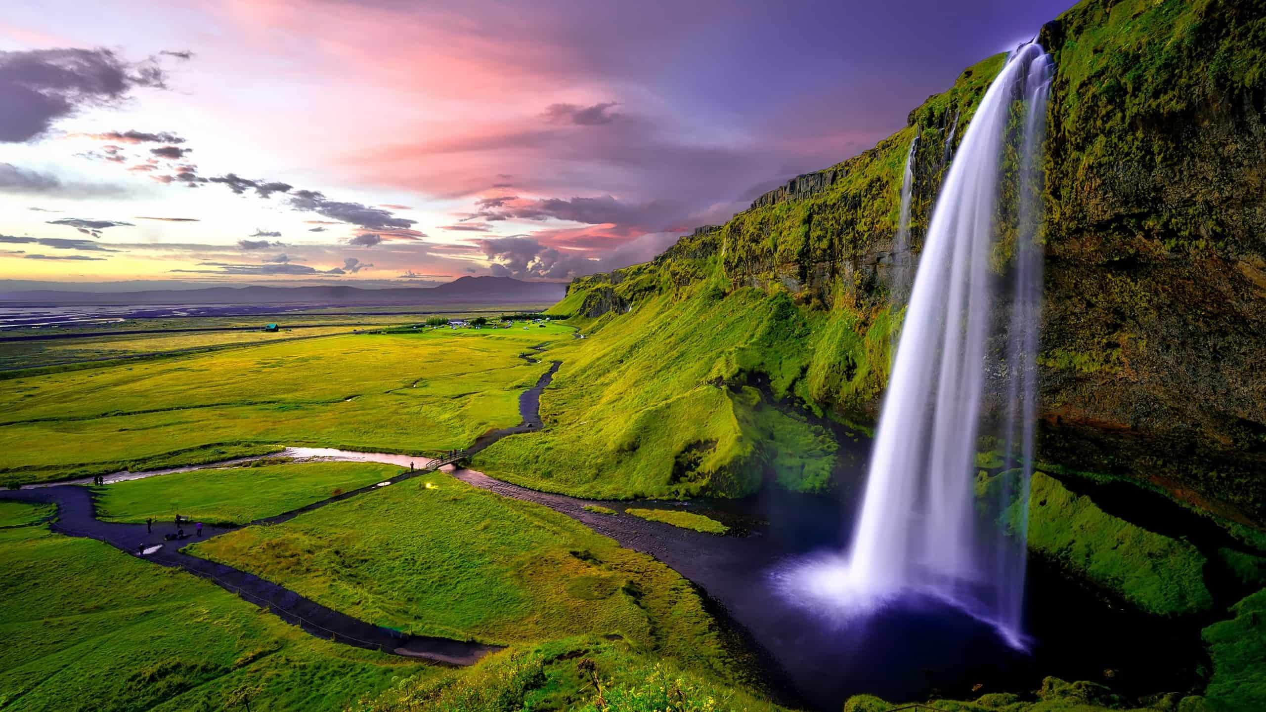 Islandia – Kraina Lodu i Ognia latem