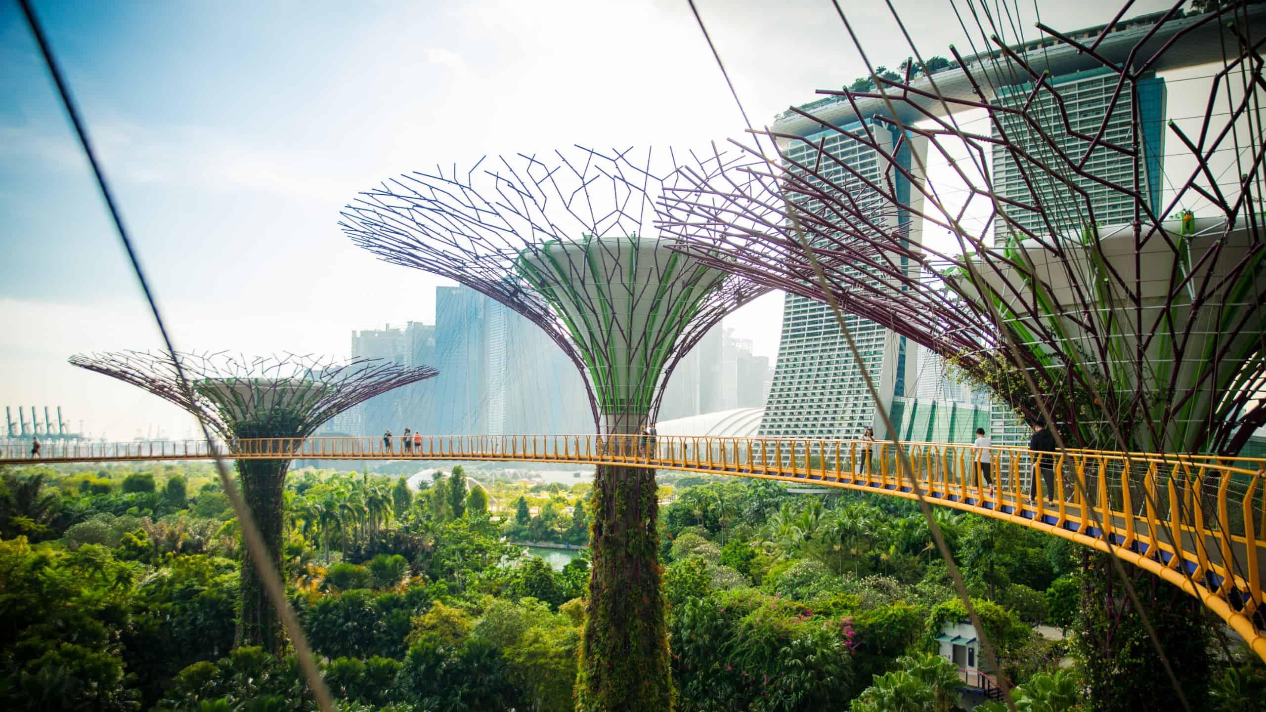 Singapur – miasto Lwa, mistyczne Bali i wyspy Gili