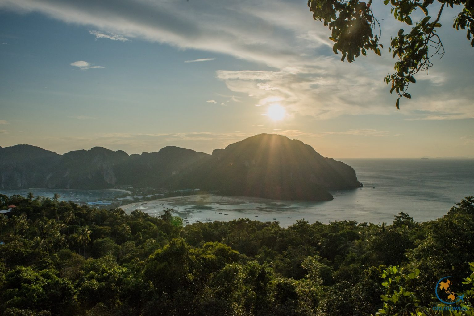 Punkt widokowy Koh Phi Phi