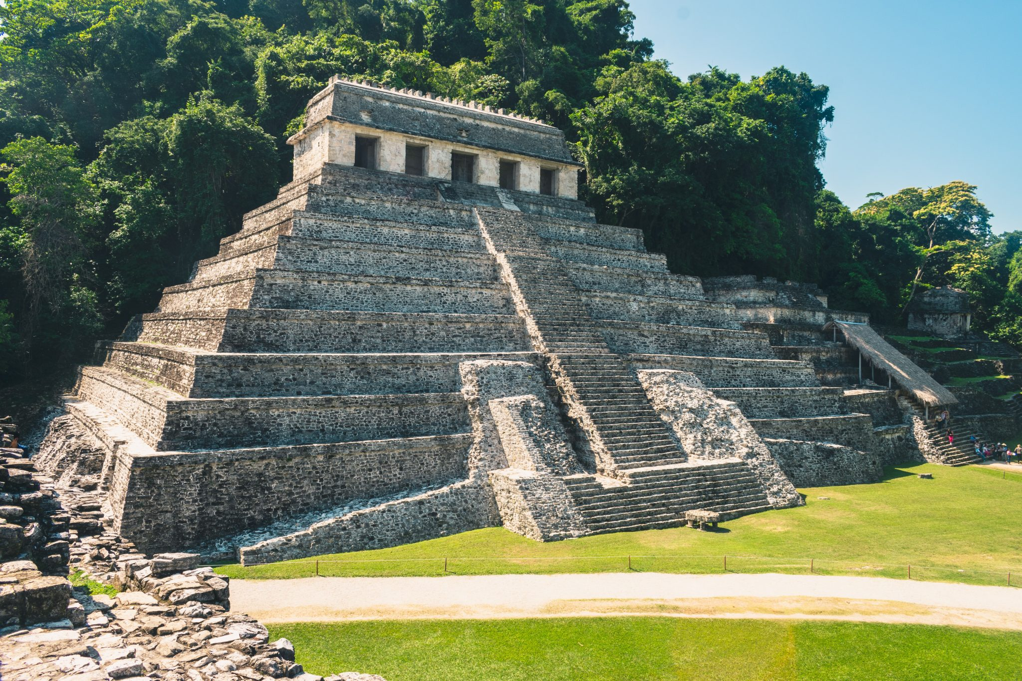 Ruiny w Palenque